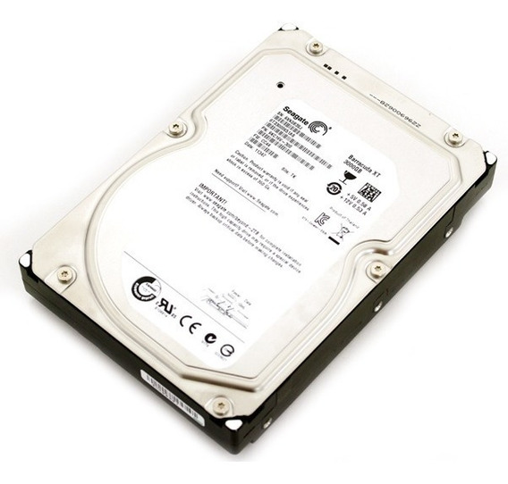 Disco Rigido Seagate Barracuda Xt 3000gb