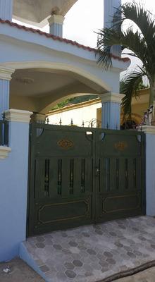 Casa En Renta De 3 Habitaciones En Puerto Plata