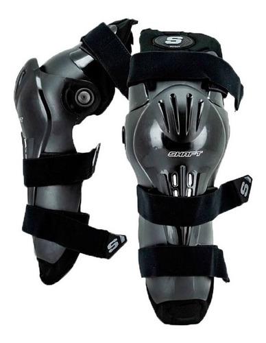 Rodilleras Articuladas Shaft Sh-307 Kp Negra