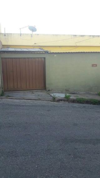 Casa Com 4 Quartos Para Comprar No Bandeirantes Em Contagem/mg - 661