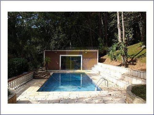 Chácara Residencial À Venda Em Condomínio Fechado,  Mairiporã - Ch0559. - Ch0559