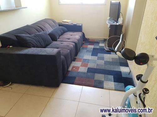 Pq São Vicente - Apartamento Em Condomínio Com Lazer Total - 69681
