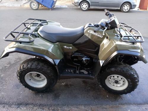 Quadriciclo Suzuki