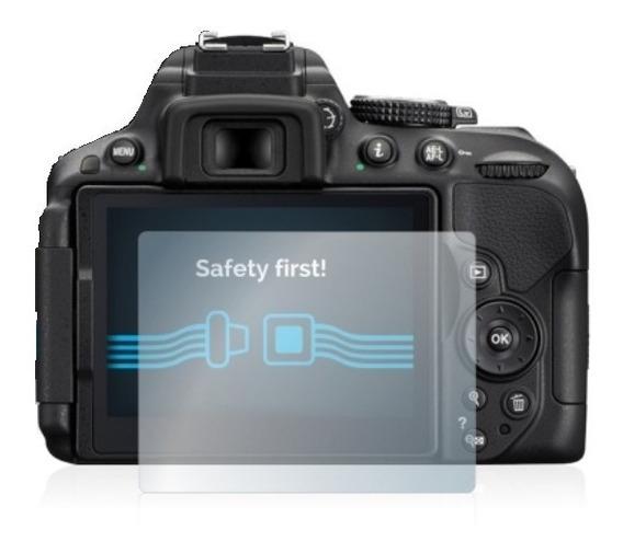 Película Alemã Plástica Savies Lcd Nikon D5500