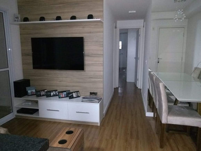 Apartamento Para Venda 58m² - Condomínio Jardins Da Cidade - Taboão Da Serra - 166 - 33803378