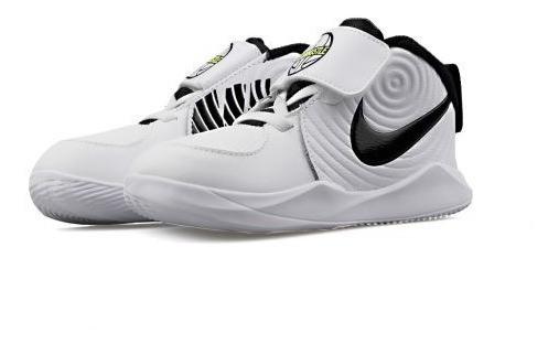Tenis Nike Team Hustle D 9 Para Niños Pequeños
