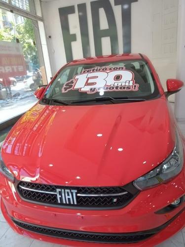 Fiat Cronos Con Anticipo De $200.000 Y Cuotas P