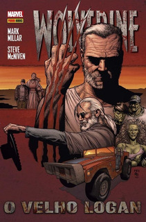 Wolverine: O Velho Logan - Capa Dura - Marvel