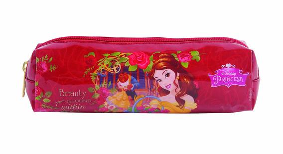 Estojo Bela E A Fera Princesa Disney Dermiwil 30010