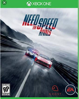 Need For Speed Rivals X Box One