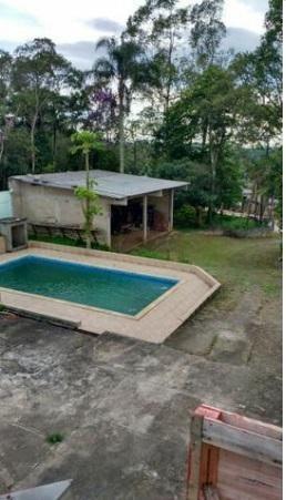 Chácara Residencial À Venda, Curucutu, São Bernardo Do Campo. - Ch0032