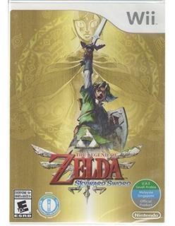Legend Of Zelda Skyward Sword - Edición Mundial (nintendo