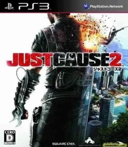 Just Cause 2 Ps3 Playstation 3 Jogo Buy Em Promoção