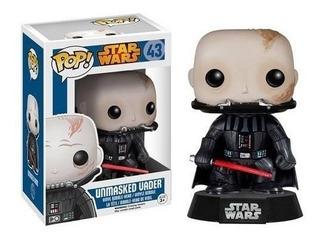 Funko Pop! #43 Unmasked Vader