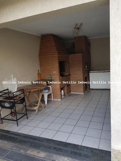 Sobrado Para Venda Em São Paulo, Chácara Califórnia, 4 Dormitórios, 2 Suítes, 4 Vagas - 0244