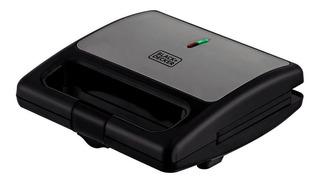 Sanduicheira Elétrica 750w Black+decker 110v - Sm750