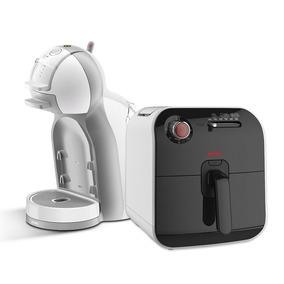 Kit Fritadeira Elétrica Arno + Nescafé Dolce Gusto Mini Me
