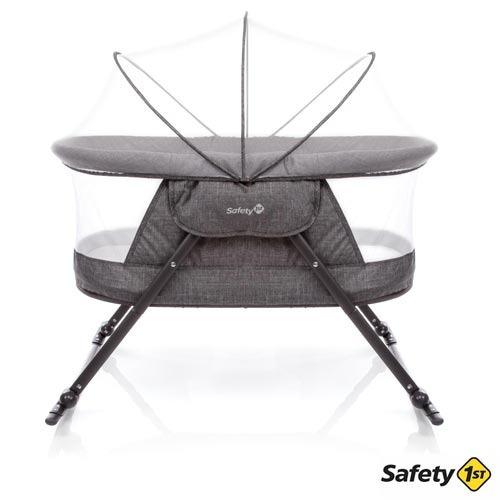 Moisés Portátil Dreamy Grey - Safety 1st