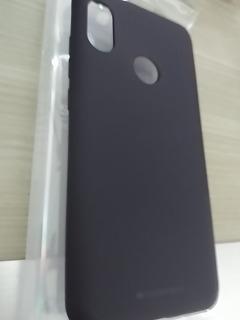 Protector Semi Rigido Soft Original Xiaomi Mia2 Lite