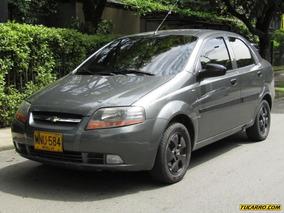 Chevrolet Aveo Sedan 1600 Cc