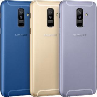 Samsung Galaxy A6 Plus 2018 32gb 16mp Caja Sellada Tienda