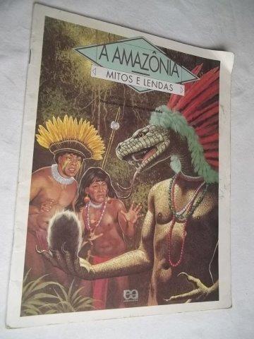 * Livro - A Amazônia - Infanto Juvenil