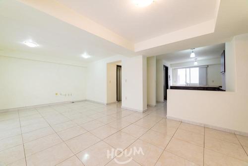 Imagen 1 de 30 de Departamento En Roma Sur, Cuauhtémoc Con 3 Recámaras, 110 M², Id: 40516