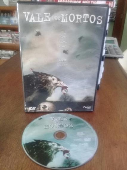 Dvd Vale Dos Mortos - Terror