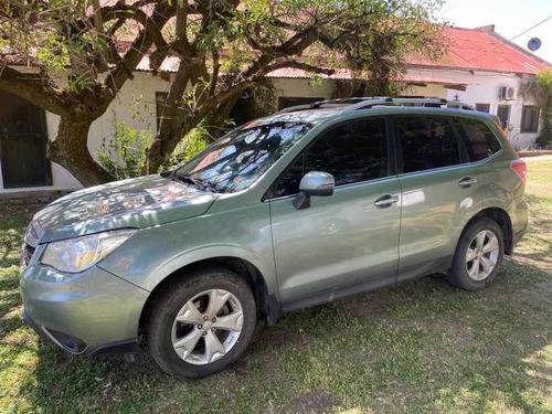 Subaru Forester 2.0 Awd Cvt Si Driver Xs 6at 2015