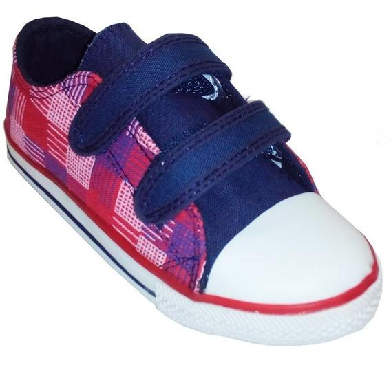 Zapatillas Niños Lona Marca Reeff Modelo Chano R638