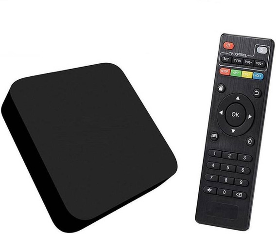 Conversor Smart Tv 3gb Ram 16gb Android 8.1