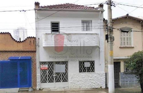 Imagem 1 de 15 de Sobrado Comercial - Mooca - Ref: 6643 - L-6643