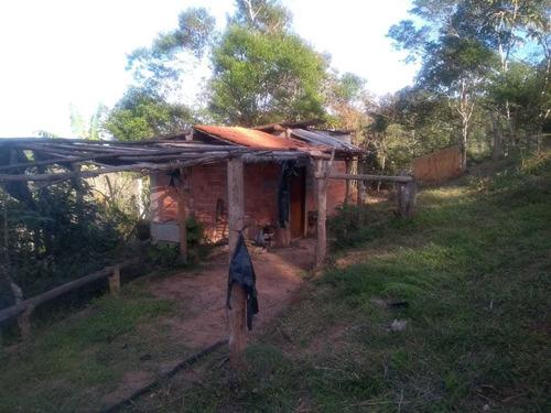 Juquitiba/chácara C/casa Simples/pomar/plantio/ref: 05017