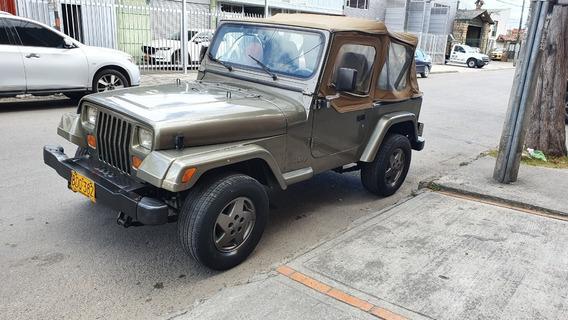 Jeep Wrangler Wrangler 1996