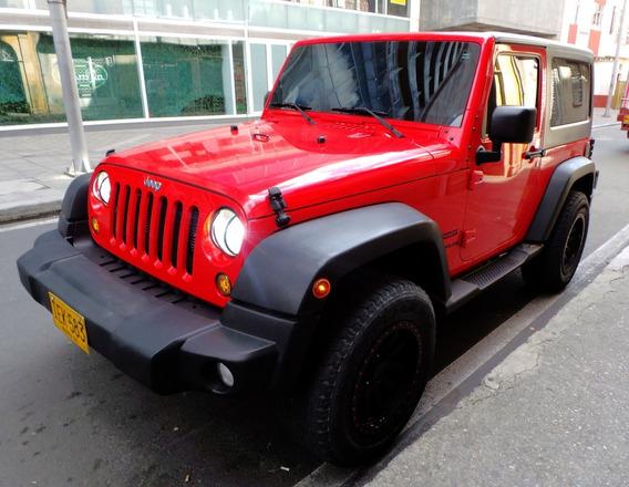 Jeep Wrangler 2014 3.6 Sport 3 Puertas Automatico