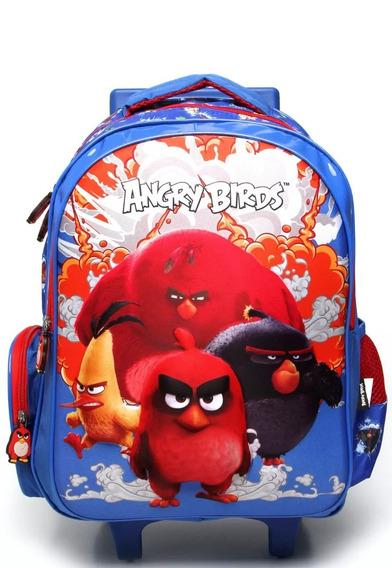 Mochilete Angry Birds 800702 - Original