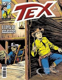 Revista Hq Gibi - Tex Coleção 398