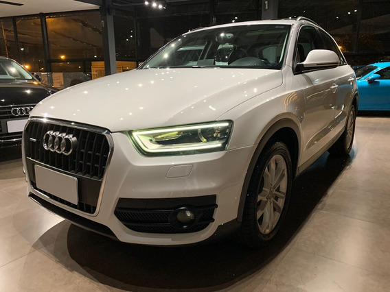 Audi Q3 Ambition 2.0 Turbo Tsfi 2014