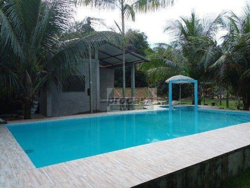 Imagem 1 de 14 de Sítio Com 3 Dormitórios À Venda, 3500 M² Por R$ 180.000 - Área Rural - Manaus/am - Si0160