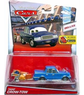 Disney Cars Trent-tow - Deluxe - Mattel