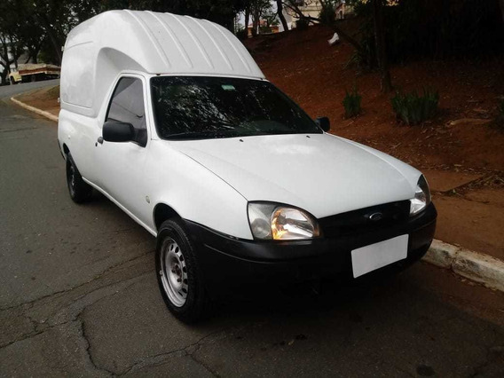 Ford Courrier 1.6 Rontan Box 2002
