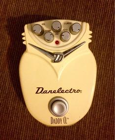Pedal Guitarra Danelectro Daddy O Overdrive Retro