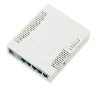 1un Routerboard Wireless Rb951g-2hnd Mikrotik