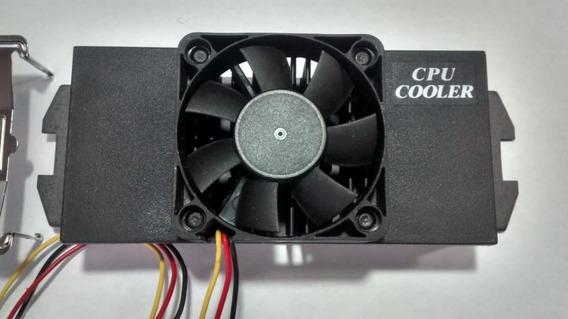 Cooler Con Disipador Pentium Ii, Iii Y Otros - Slot 1