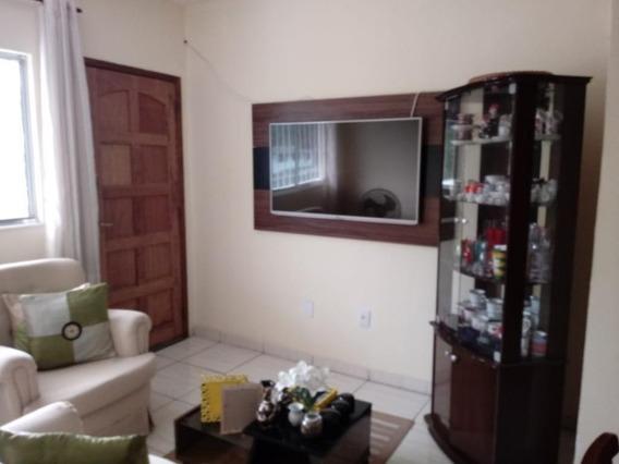 Casa Em Bom Retiro, São Gonçalo/rj De 56m² 2 Quartos À Venda Por R$ 135.000,00 - Ca212391