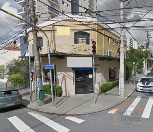 Predio Comercial, Aluguel, Parada Inglesa, Sao Paulo - 6994 - L-6994