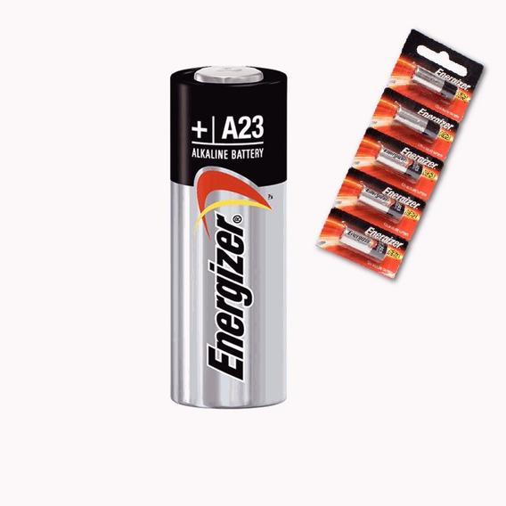 Pilha Bateria A23 12v Energizer Cartela C/ 5 Unid. Original