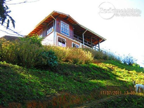 Sítio Com 3 Dormitórios À Venda, 148000 M² Por R$ 4.900.000,00 - Centro - São Francisco Xavier/sp - Si0088