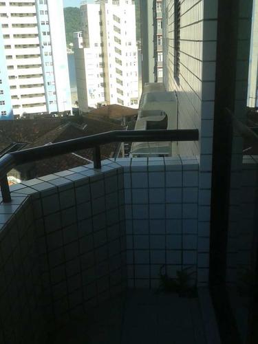 Imagem 1 de 11 de Apartamento Com 1 Dorm, Centro, São Vicente - R$ 280 Mil, Cod: 1462 - V1462