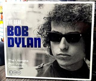 Bob Dylan - The Real Bob Dylan (2012) 3 Cds